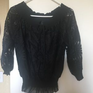 Tops - 3/4 blouse